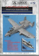 Aires A-10A Thunderbolt II Detail Set for Italeri /Revell Kit in 1/72  7090