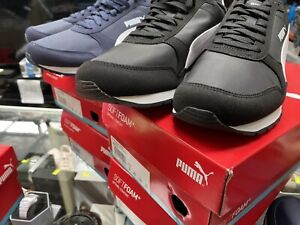 Puma St Runner V2 Navy Or Black Runners Sneakers Shoes Joggers. No Box