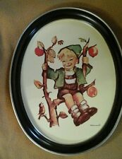 1982 Hummel Apple Tree Boy Tin Serving Tray - Ars Edition