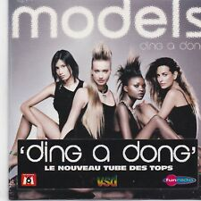 Models-Ding A Dong cd single