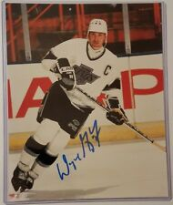 Wayne Gretzky HOF LOS ANGELES KINGS LA  AUTOGRAPHED SIGNED  8 x 10 PHOTO NO COA