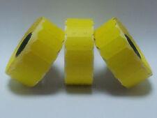 45,000 Yellow Permanent SATO / Samark Price Gun Labels