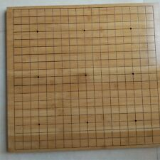 Bamboo Table Go Board 19x19 Reversible