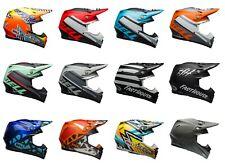 BELL MX 2020 Moto-9 Mips Lightweight Tri-Matrix Shell Motocross Off Road Helmet