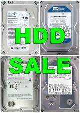 "CHEAP 80GB 3.5"" Inch Internal PC/Desktop SATA HDD Hard Disk Drive Seagate/WD/etc"