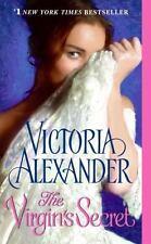 * Virgin's Secret by Victoria Alexander GOOD PB COMBINE&SAVE