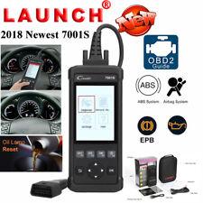 Tester OBD2 II scanner Launch 7001S lettore codice diagnostica centralina auto