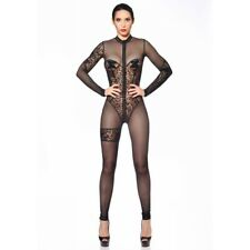 Patrice Catanzaro, Miria, Combinaison catsuit style corset en maille resille