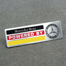 Aluminium Car Auto Styling Decor Decal Badge Emblem Fits for Mercedes-Benz C E S