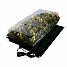 Germination Stations with Heat Mat Tray Cell Insert & Dome 72-Cell Pack 1 Pc