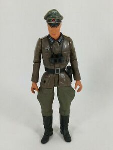 21st Century Toys Ultimate Soldier GERMAN OFFICER 1:18 Action Figure 2000