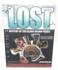 Lost Mystery of the Island 1000-Piece Mystery Jigsaw Puzzle  #1 of 4 (2006) NEW