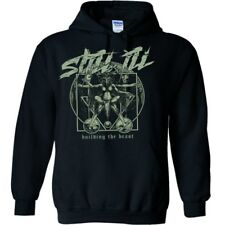 Still Ill - Building The Beast HOODIE SIZE M NO WARNING LIFELESS ALPHA & OMEGA