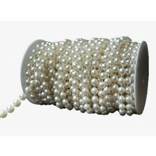 10 mm Large Ivory Pearls Faux Beads for Flowers Wedding Party Decoration