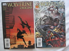 """WOLVERINE ORIGINS #s 31,32 """"FAMILY BUSINESS"""" COMPLETE STORY by WAY,PAQUETTE.2009"""