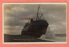 More details for shipwreck ss dorothea chesil beach portland 1914 rp pc unused ag621