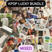 UNTRACKED Kpop Lucky Bundle - NCT BTS Mamamoo Blackpink The Boyz Stray Kids ONF