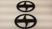 Scion large Black Matt Emblem Badge Sticker decal tC xA xB trunk  New