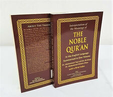 The Quran Translated: The Noble Quran in the English Language -(PB-19x13cm)-IDCI