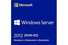 [SALE] Server 2012 Standard / Datacenter / Essentials R2 or (NON-R2)