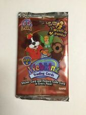Webkinz Trading Cards Series 4 Trading Card Pack Factory Sealed New!