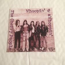 Cherry People - Whoopin' & A Whoppin' (CD 2011)  Hard Rock 1969-76