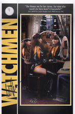 "~~ MALIN AKERMAN Authentic Hand-Signed ""WATCHMEN SILK SPECTRE"" 11x17 photo ~~"
