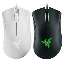 Razer Mouse DeathAdder Essential-Optical Esports Gaming Mice Wired-1 Pack