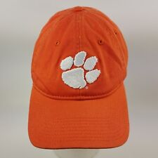Clemson Tigers Hat by The Game All Cotton Strapback Dad Hat
