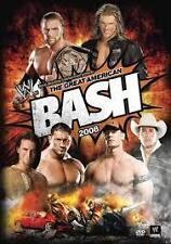 WWE - Great American Bash 2008 (DVD, 2008) NEW SEALED Region 4
