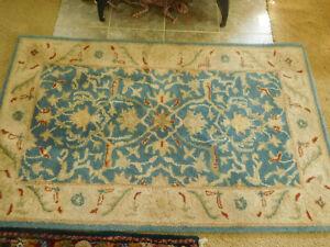 Safavieh Vintage Handmade Antique Oriental Wool Rug 3' X 5' ~ FREE SHIPPING~