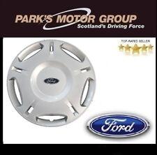 """Un NUOVO ORIGINALE 16"""" """"Ford Mondeo Copriruota HUB Tappo LX 2000 - 2003 1229719"""