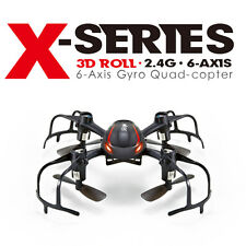 MJX X902 2.4G Mini RC Quadcopter Helicopter 3D Drone 6 Axis Rolls Headless Mode