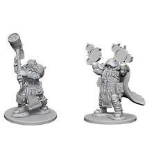 Dwarf Cleric - Male - Wizkids Miniatures - Dungeons & Dragons - WZK72624