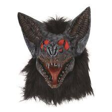 Vampire Bat Full Head Horror Mask Halloween Mens Fancy Dress Costume