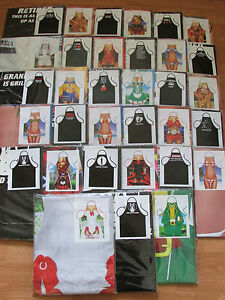 SEXY AND FUNNY NOVELTY APRONS (014)