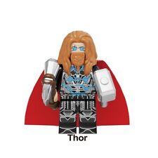 THOR STORMBREAKER LEGo Custom Moc Marvel Villainr mr gold C3P0 IRON MAN HULK