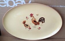 Vintage Harmony House Honey Hen Dinner Platter