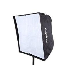 Godox 60x60cm Portable Square Umbrella Softbox Reflector For Flash Speedlite
