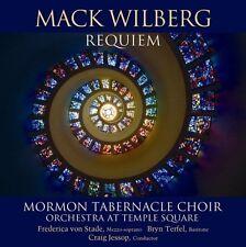 Mormon Tabernacle Choir - Mack Wilberg Requiem [New CD]