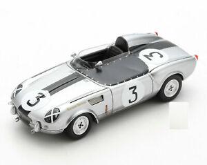 1/43 Spark Triumph Spitfire N°3 GP Macau 1965 Walter Sulke Limitée 300Exemplaire
