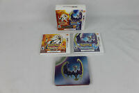 Pokemon Sun and Moon Dual Pack with Exclusive Steelbook Nintendo 3DS