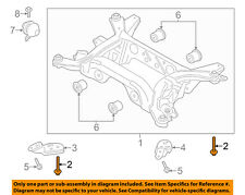 FORD OEM Rear Suspension-Differential Assembly Plug 5R3Z7860108AA