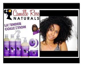 Camille Rose Lavender/Crush Defining Gel/Deep Conditioner Edge-Full Range