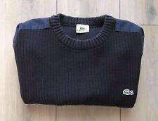 Lacoste Sweater Sweatshirt Pullover Men's Long Sleeve Size 4