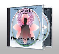 CROWN / SEVENTH / Sahasrara CHAKRA Meditation Energy Balancing Music CD NEW