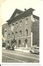 RPPC Photo Postcard Old Ford's Theatre Washington D.C.