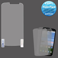 Screen Twin Pack for ALCATEL A995L (One Touch Pop Mega)