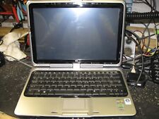 HP Pavilion TX1000 Laptop TX1219us AS IS FOR PARTS