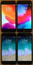 Lot Of Four Tested Cdma + Gsm Unlocked At&T Apple iPhone 6S, 16Gb Phones A140J